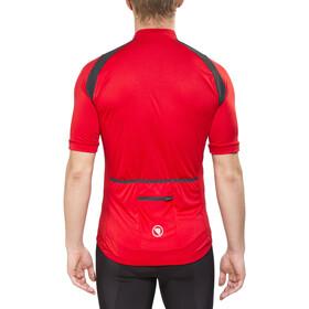 Endura Hyperon Miehet Pyöräilypaita lyhythihainen , punainen